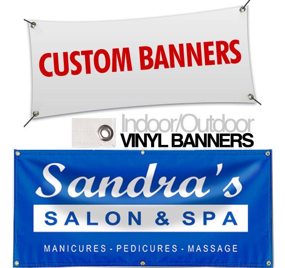 Cut Vinyl Banners