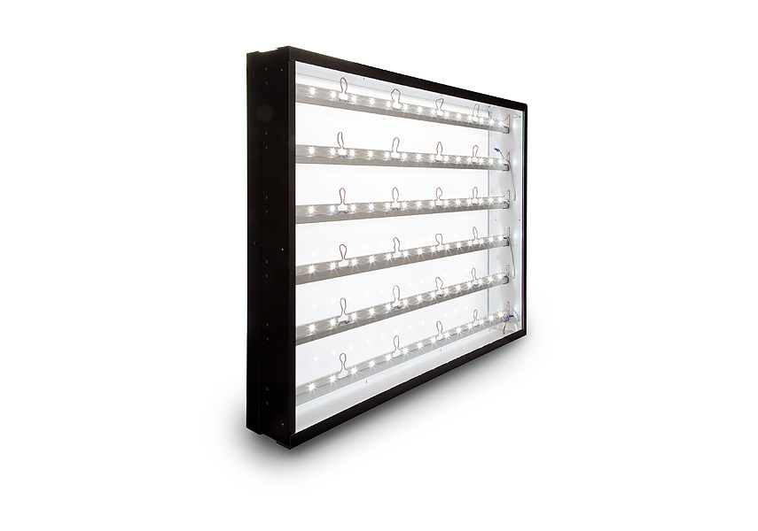 Double Sided LED Sign Box